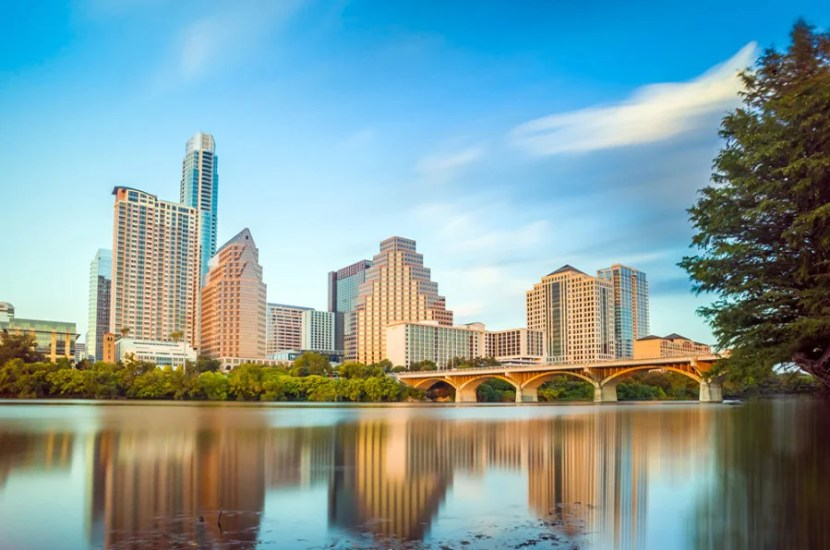 Win a trip to Austin, Texas. Photo courtesy of Shutterstock.