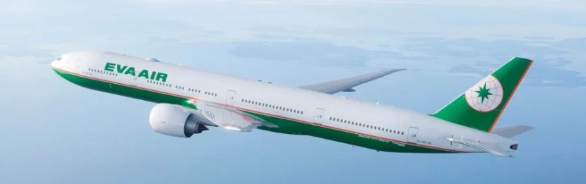 Taiwan-based carrier EVA Air offers a great business-class product.