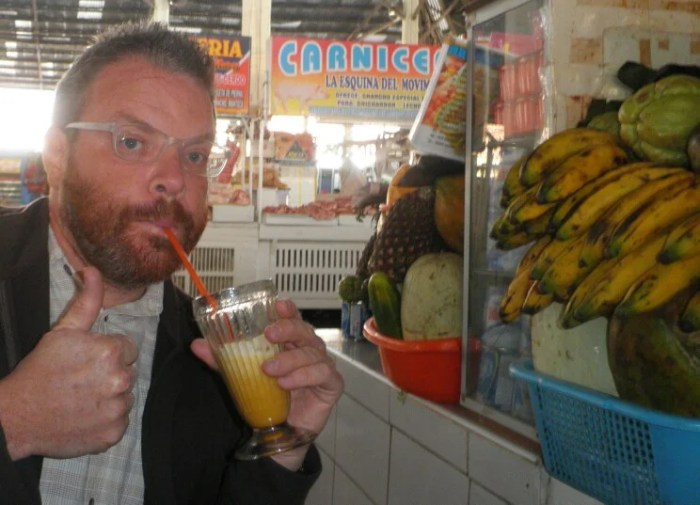 Thumbs-up to South American fruit markets!