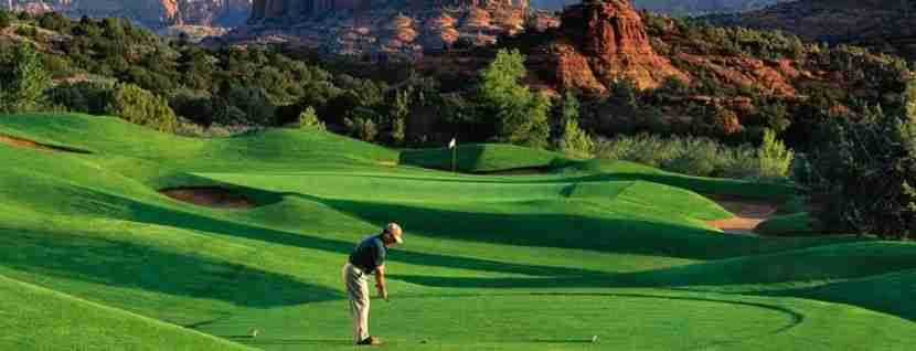 Enjoy free rounds of golf at select courses, some of which have tee times that cost over $300.