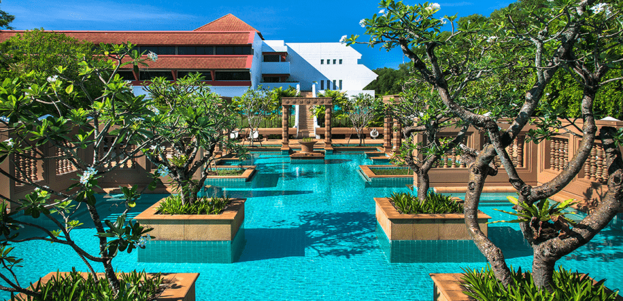 The property and location make Le Meridien Angkor a terrific value using SPG points.