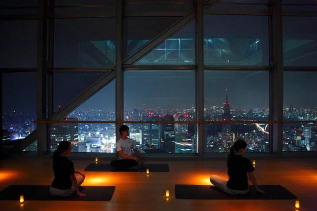 Coolest Hotel Gyms Around The World