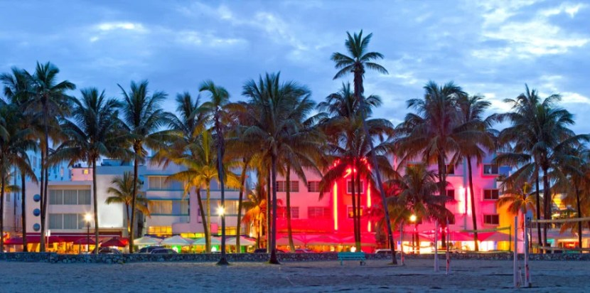 If you are hoping for a sexy scene and some beach time, Miami is much cheaper in the summer (if you can stand the humidity). Photo courtesy of Shutterstock.