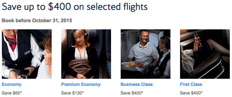 British Airways just extended this deal for bookings made through December 31.