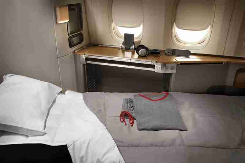 American Airlines 777-300ER First Class