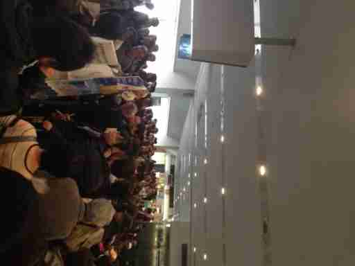 Boarding 500 people on a 777 in 20 minutes at Tokyo Haneda Airport