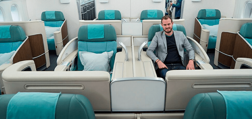 Flight review korean air a330 and a380 first class - Delta airlines hong kong office ...