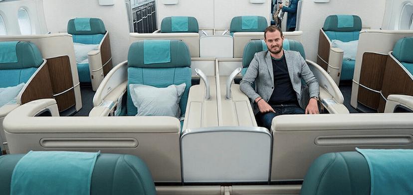 Flight Review Korean Air A330 And A380 First Class