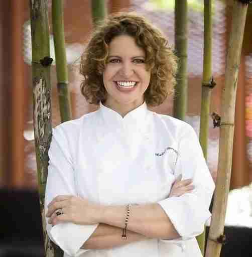 Delta hired chef Michelle Bernstein to oversee its menus.