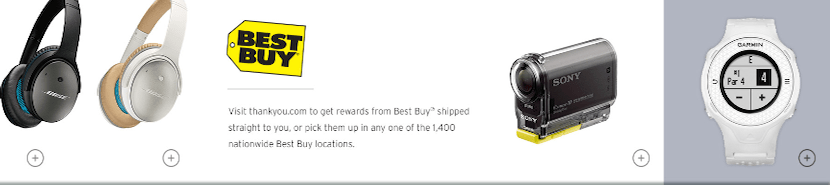 Citi makes all of Best Buy's offerings look tempting, until you see the number of points required.