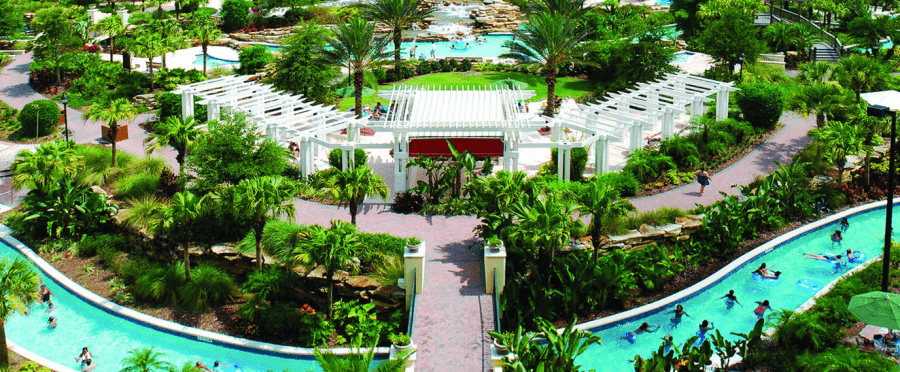 River Island at the Holiday Inn Club Vacations Orlando will entertain the entire family!