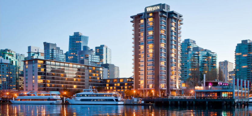 The waterfront location of the Westin Bayshore Vancouver is an ideal jumping off point for exploring the city.