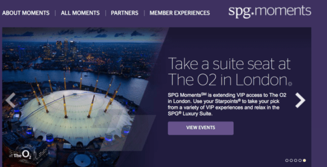 Starwood has their own auctions known as SPG Moments