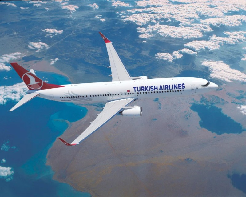 Turkish Airlines is another great option.