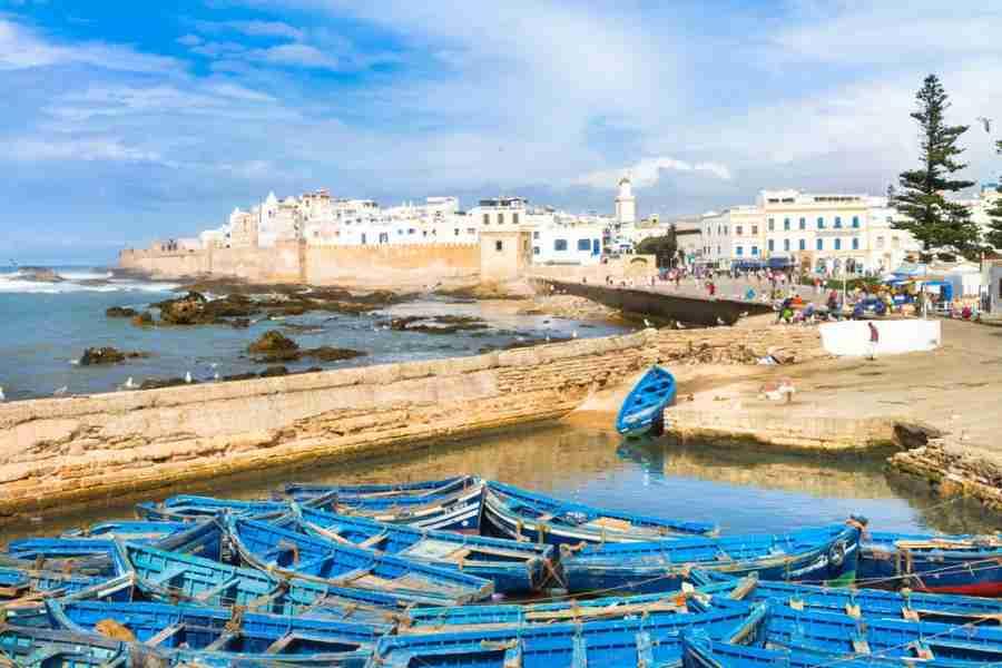 Essaouria, a beach paradise. Photo courtesy of Shutterstock.
