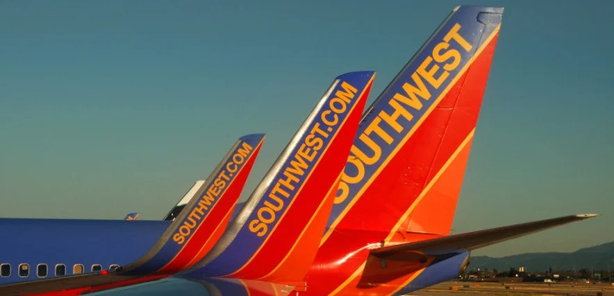 Southwest Airlines International Travel Partners