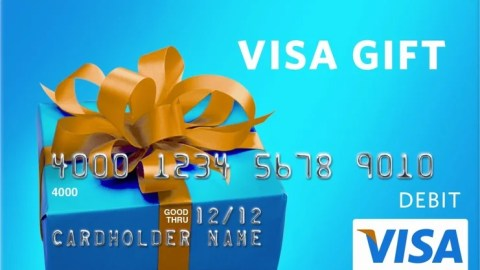 Thursday giveaway 500 visa gift card news negle Choice Image