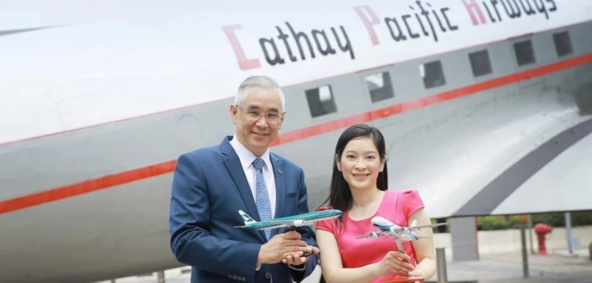 Cathay Pacific & Bangkok Airways are now partners