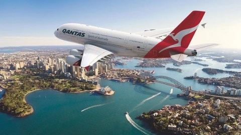 Qantas wants to launch nonstop flights from australia to nyc by 2022 news stopboris Choice Image