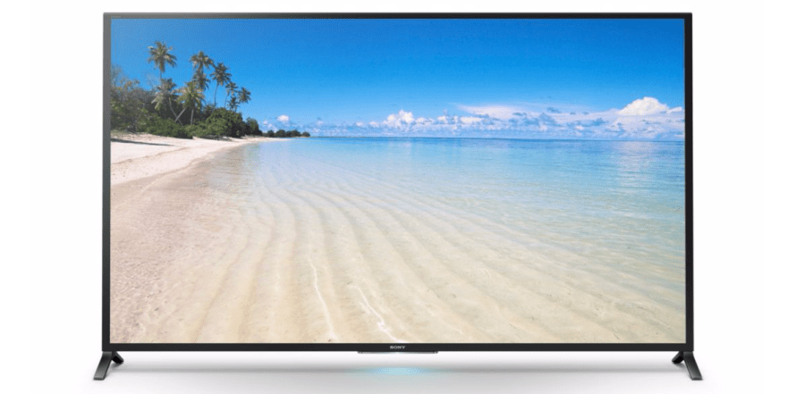 """This 70"""" Sony TV could be yours for a cool 1.5 million Hilton HHonors points."""