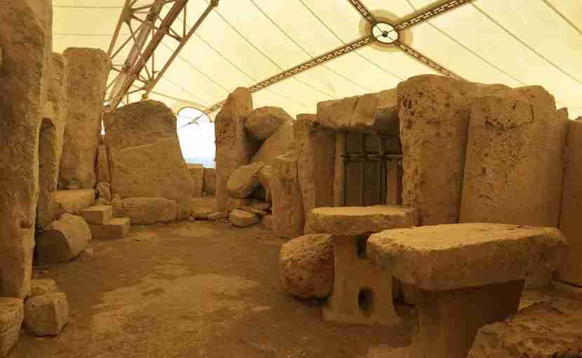 Temples in Malta