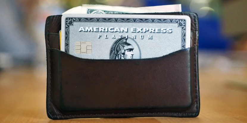 The Amex Platinum, one of the best premium travel-rewards cards.