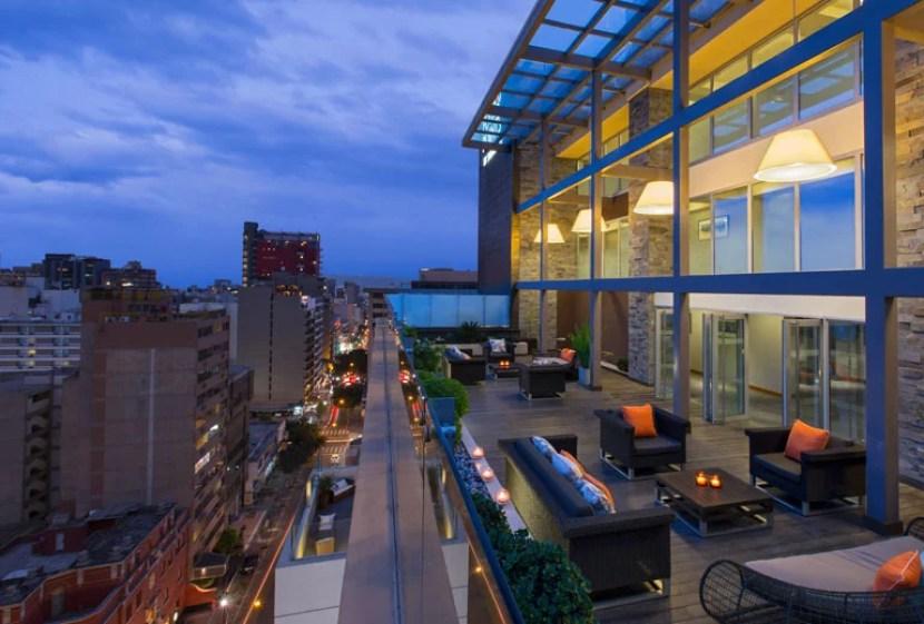 Four Points Sheraton Miraflores. Photo courtesy of the hotel.