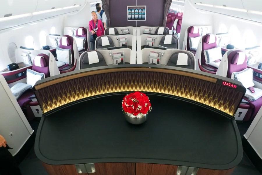 Airbus A350 Qatar