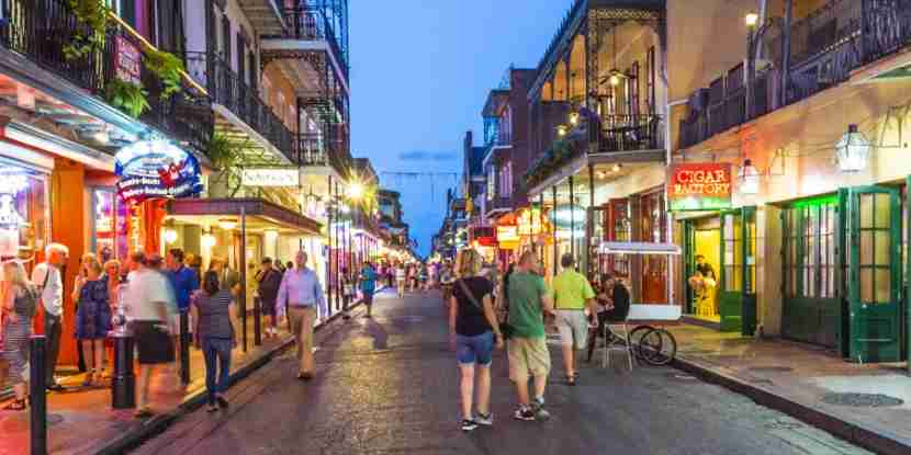 Enjoy a free long weekend in New Orleans by creating an effective miles and points strategy with your travel partner.