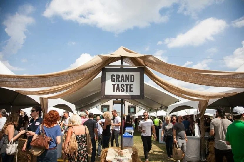 At the Music City Food Festival, the Grand taste event really is grand. Photo courtesy of Shutterstock.