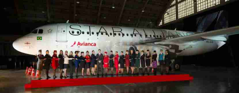 Avianca Brazil joined Star Alliance today, offering flyers more options for flying. Photo courtesy of Star Alliance.
