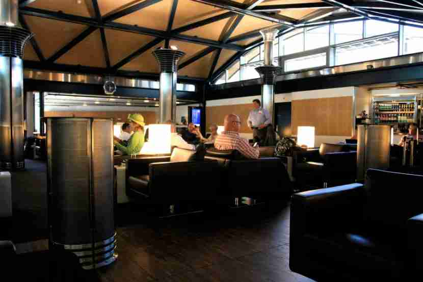 The SWISS Senator Lounge. Photo courtesy of TravelingOtter via Flickr