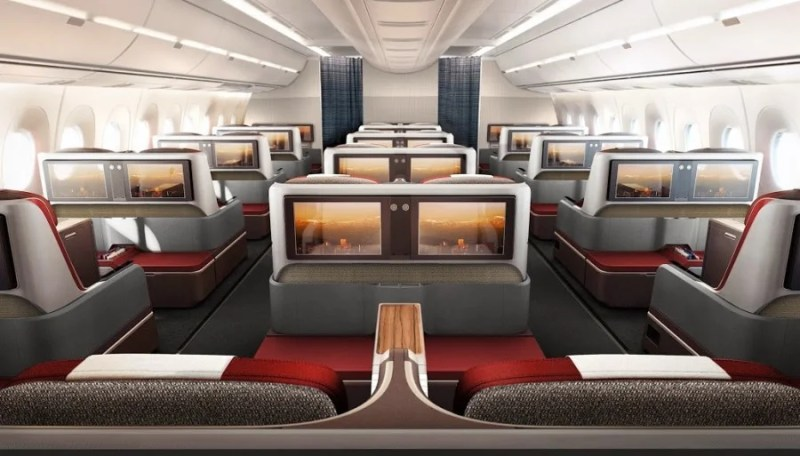 LAN Airlines recently debuted a new premium cabin design — and the lie-flat Premium Business seats make a good oneworld redemption.