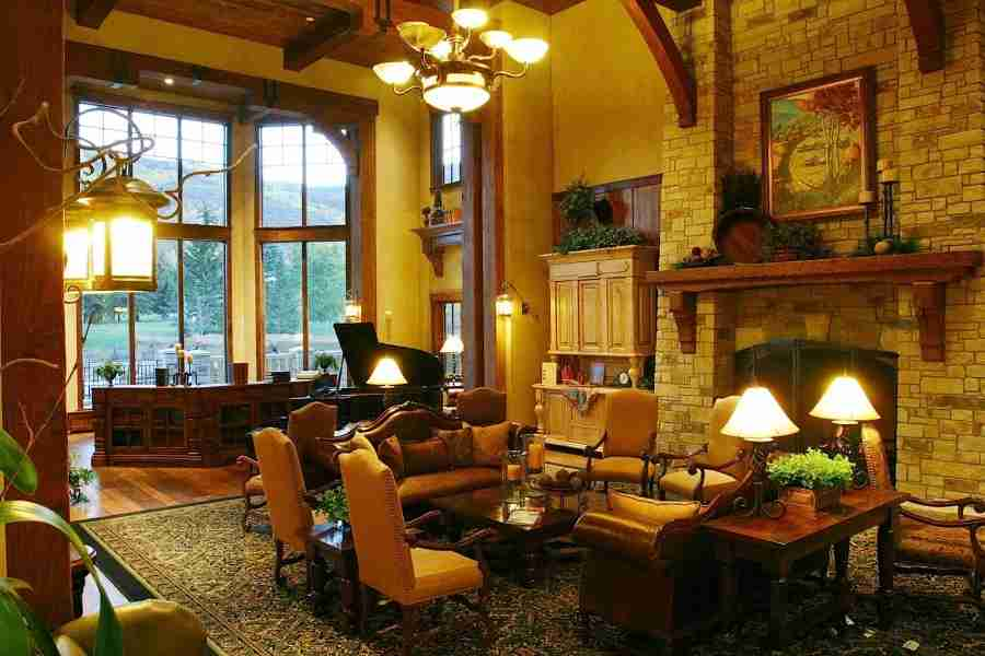 Redeem 80,000 Marriott points for two nights at the Hotel Park City.