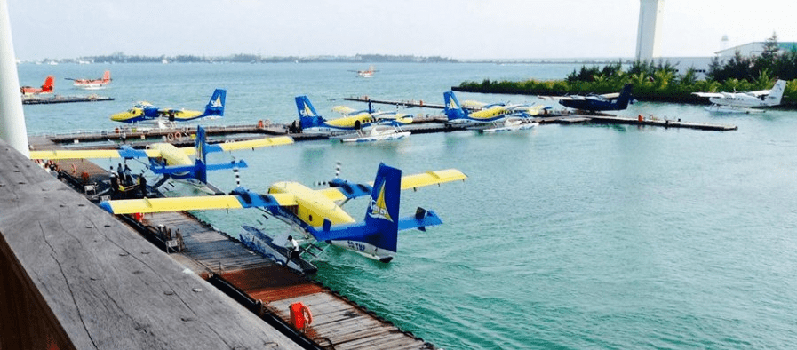 TPG only had one option for transfers to the Conrad Maldives, but that