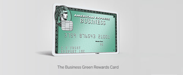 Choosing the right amex small business card the amex business green rewards card doesn colourmoves