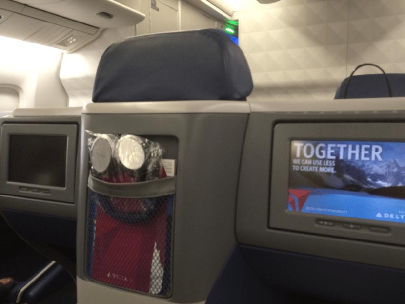 Delta One JFK-LAX