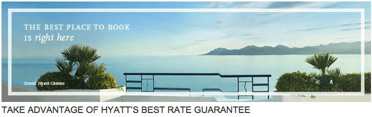 If I'm paying for a hotel stay, three out of four times I get a best rate guarantee.