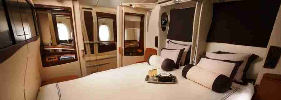 Want to fly Singapore Suites? You