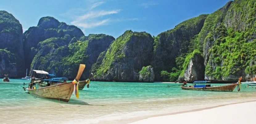 Thailand's beaches might be more difficult to get to. Image courtesy of Shutterstock.