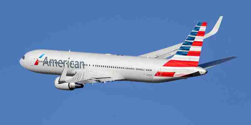 American Airlines rose three spots this year to the No. 2 spot on the USNWR airline frequent flyer rankings.