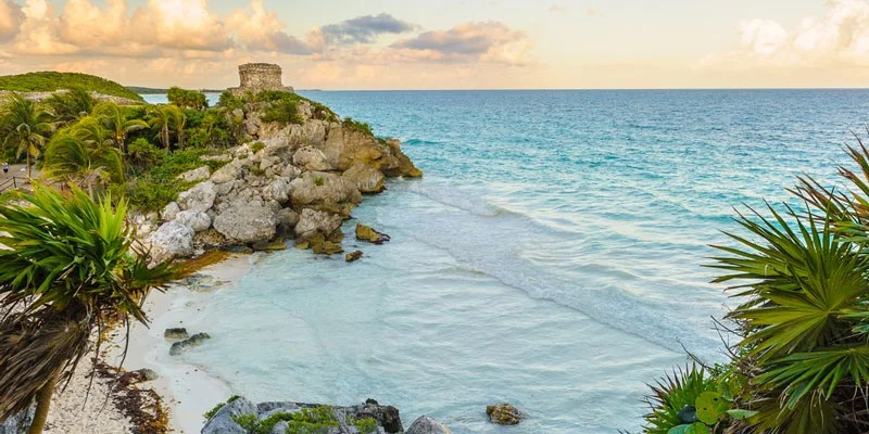 Cancun's a popular award travel destination, and with good reason.