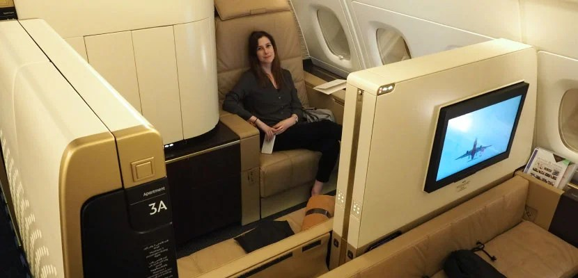 10 Things You'll Love About Etihad's A380 First-Class Apartment