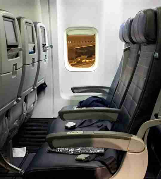 A row in United