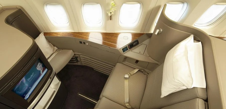 Top 5 Ways To Fly To Asia in First Class