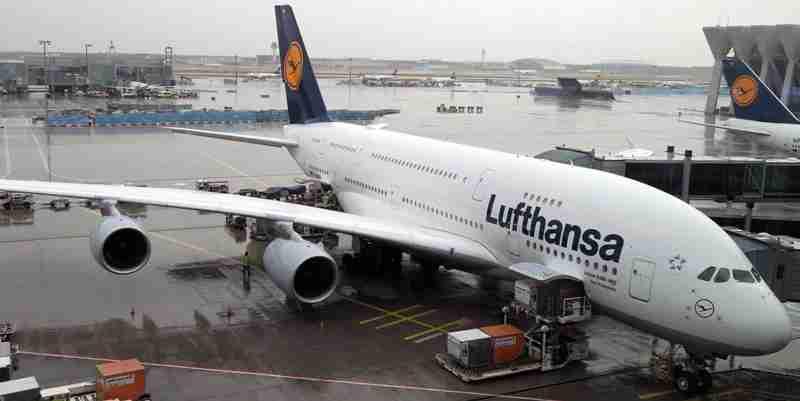 Lufthansa A380 Featured
