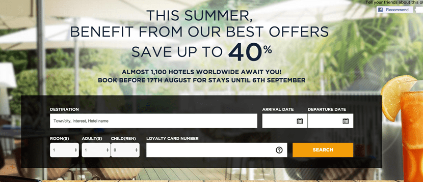 Accor Hotels Sale