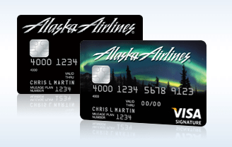 I am very happy with my new Alaska Airlines Visa, especially given the valuable companion ticket!