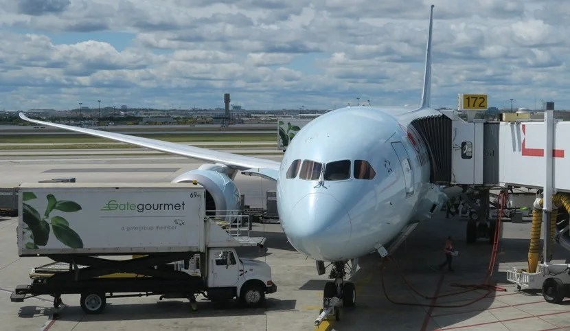 Will I fly you again, Air Canada Dreamliner?