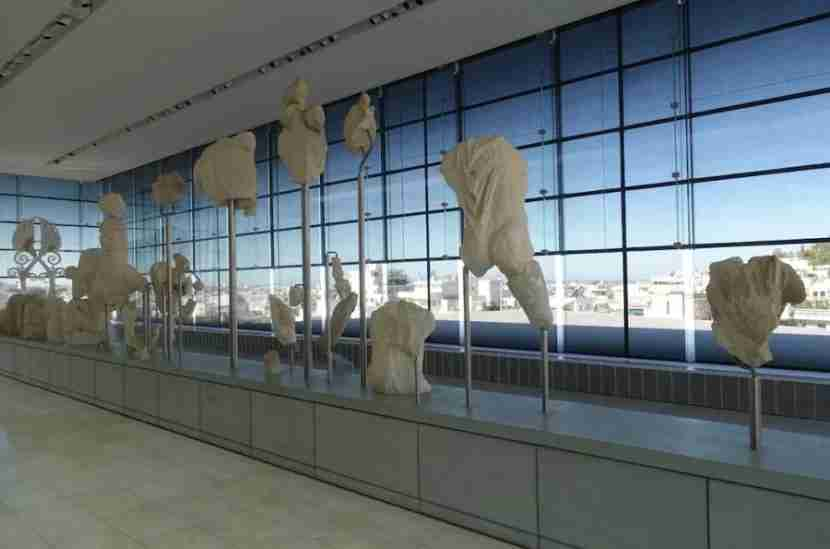 The details of these works combined with the views from the walls of windows was almost overwhelming.